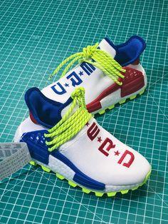 "Creme x N.E.R.D x adidas PW Hu NMD ""Homecoming"" Adidas Nmd d295eb2d0"