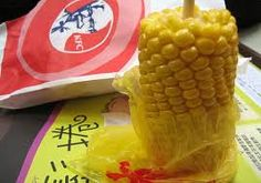 kfc vegan corn on the cob (4.5 / 5) VEGAN STORE