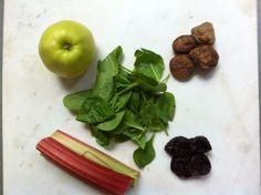 Verstopping geeft altijd een enorm vervelend gevoel. Daarom deze smoothie tegen constipatie met een heerlijke combinatie van spinazie, groene appel, pruimen, vijgen, rabarber en kersen. Gezond, lekker en effectief! [...]