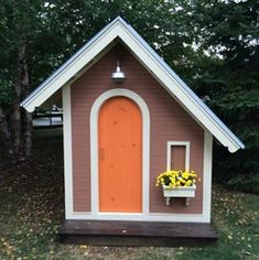 Gallery – Playhouse Planner Kids Playhouse Plans, Build Your Own, Play Houses, Shed, Outdoor Structures, How To Plan, Gallery, Building, Places