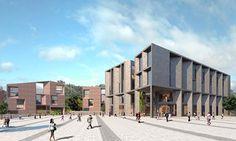 Grafton Architects - University of Limerick Medical School