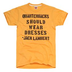 #Pittsburgh #Steelers Jack Lambert Quarterbacks