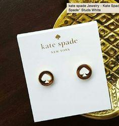 Aretes Kate Spade Espada Circular -   490.00 en MercadoLibre 953f432e605