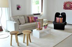 Die richtige Deko für Wohnzimmer zu finden, ist gar nicht so leicht - mit unseren Inspirationen wirds jedoch zum Kinderspiel.