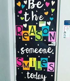 New Classroom Door Kindness Bulletin Boards Ideas
