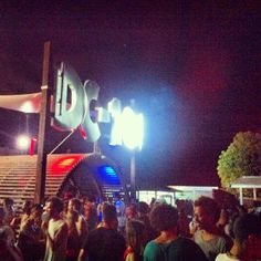 Circo Loco! DC 10 in Ibiza, Islas Baleares