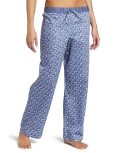 Majestic International Women's Anchors Away Lounge Pant, Blue Paisley, Large Majestic International. $14.37. 100% cotton. Machine Wash. 2 side seam pockets. Made in China. Full elastic waist with drawstring close for the perfect fit. Save 59% Off!