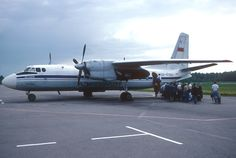 28 January 1984 - Aeroflot Flight 923, an An-24RV (CCCP-47310) Crash-landed at Izhevsk Airport, Soviet Union when the pilot attempted to land the aircraft with a failure on one of the elevators due to a maintenance error. Killing 4 of 53.