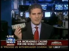 World organizations, including the United Nations, are openly calling for the creation of a one-world currency to replace the dollar  and the Obama administration's trillion-dollar deficits are serving as a trigger for the currency switch...    Everyday now all I have to do is to google - new world currency,or even new world order and a lot come...