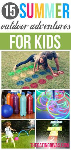 This awesome collection of summer boredom busters will keep your entire family entertained and happy during the sunshine months. Summer Boredom, Boredom Busters, Summer Kids, Summer Activities, Outdoor Fun, Projects For Kids, Games For Kids, Kids Playing, Picnic Ideas