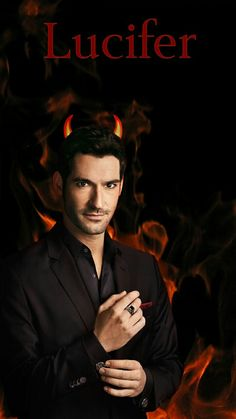 Lucifer Morningstar / Tom Ellis