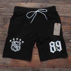 Goons French Terry Yard Shorts Black