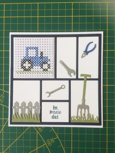 Marjolein Bastin, Cross Stitch Cards, Marianne Design, Cross Stitch Patterns, Diy And Crafts, Card Making, Scrapbook, Album, How To Make