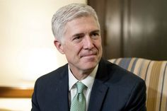 President Donald Trump's Supreme Court nominee Neil Gorsuch speaks for the first time at his Senate confirmation hearing. Gorsuch's remarks come after Republican senators on the Judiciary Committee took turns defending his conservative bona fides and Democrats raised concerns over issues like Roe v. Wade and independence from the controversial president who nominated him to the job. Follow NBCNews.com's live blog and tune in to MSNBC for coverage and analysis.