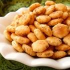 ranch seasoned oyster crackers; be warned! They are addictive!