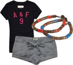 Camisetas Abercrombie Feminina Baratas