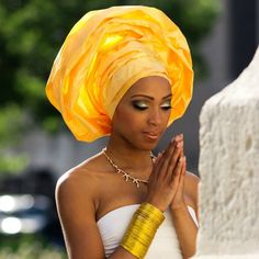 beautiful african american women with makeup | Geles: Crowning Glories of West Africa | The Old Black Church!