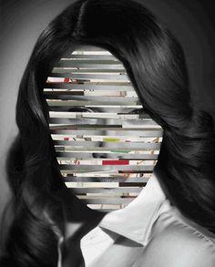 Face off by Matthieu Bourel