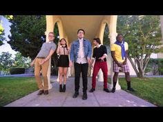 Pentatonix: Can't Hold Us (Macklemore & Ryan Lewis cover)                                                                                    They're too amazing for their own good!