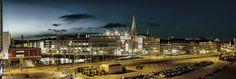 Kiel Bootshafen Panorama by Jens Krüßmann on 500px