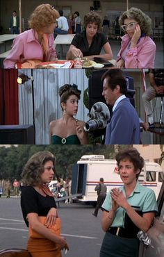 Marty Maraschino like the cherry...my favorite from Grease (1978)