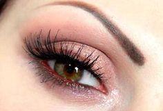 make up occhi verdi da giorno