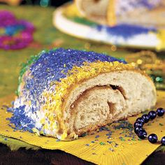 King Cake | Our Most Traditional King Cake Recipe