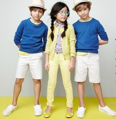 J. Crew is a premier brand with kids fashion that stands for quality and design.