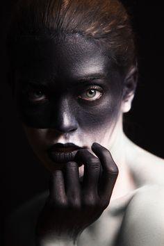 marcwolf:  Photographer: Jesse Vargas Makeup/Model: Bree Widener