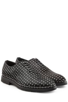Polka Dot Calf Hair Loafers | Dolce & Gabbana