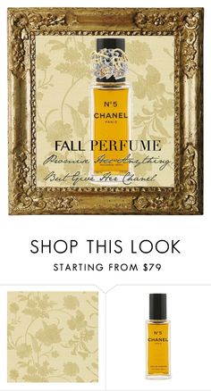 """CHANEL NO. 5"" by beleev ❤ liked on Polyvore featuring beauty, Zoffany, Chanel, Tiffany & Co. and fallperfume"