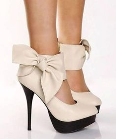 Cute! I love these. They add the perfect feminine touch to any business suit!