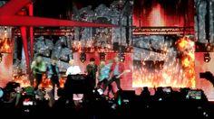 [16.06.02] KCON in Paris - BTS 'Fire'