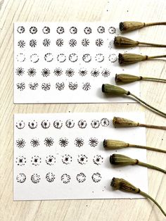 Diy Paper, Paper Art, Handmade Stamps, Creative Decor, Little Things, Bobby Pins, About Me Blog, Hair Accessories, Hacks