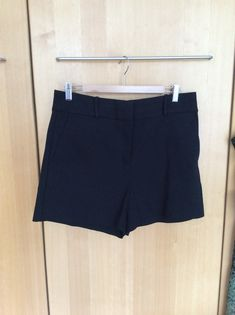 Loft navy smart shorts