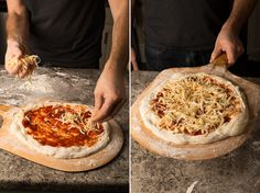 The Best Pizza You'll Ever Make - Flourish - King Arthur Flour Oven Recipes, Pizza Recipes, Baking Recipes, Best Pizza Dough, Good Pizza, Artisan Pizza, Artisan Bread, Short Pastry, Knead Pizza