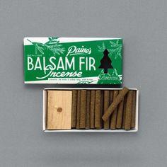 Balsam Fir Incense