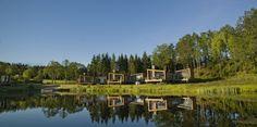 Woodlands, Brockport, NY United States by Henning Larsen Architects Henning Larsen, Usa Country, Architects, Golf Courses, United States, The Unit, Building Homes, Architecture