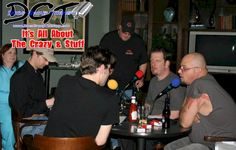 Doc's Group Therapy Comedy Podcast Show (February 2012) - West End in Little Rock, Arkansas