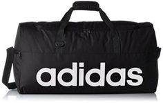 22e491e9f6 adidas Linear Performance Sac de sport Noir/Blanc S Plus Adidas Noir Et ...