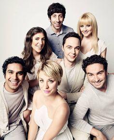 The Big Bang Theory Cast (People Magazine photoshoot) The Big Theory, Big Bang Theory Funny, Jim Parsons, Gilmore Girls, The Big Bang Therory, Simon Helberg, Leonard Hofstadter, Amy Farrah Fowler, Johnny Galecki