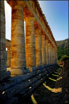 Segesta, Trapani Sicily Italy