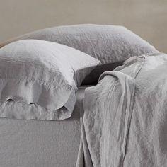 Coyuchi Relaxed Linen Pillowcase Size: Standard/Queen