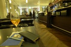 0329: GeS03 8/12. Munich, Germany, km 134'535, Cafe Luitpold, 16 November 2011, 16:11 (local time): Spritz Apérol