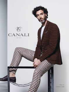 Canali 1934 enlists model Richard Biedul to star in its spring-summer 2016 campaign. The leading model and his trademark peppered beard is front and center in Canali's hero pieces for the season. Reflecting the kaleidoscope-inspired visual themes of the runway show, the advertisement puts the spotlight on the Italian label's use of luxurious materials such …