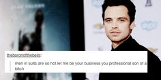 Sebastian Stan😻