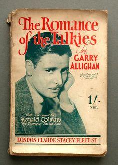 The romance of the talkies - The Bill Douglas Cinema Museum