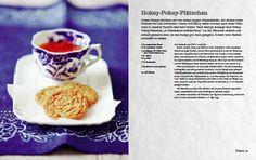 Rezept von Julien Day: Hokey-Pokey-Plätzchen