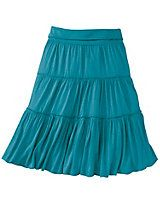 Super cute!!  Women's Endless Swing Skirt | Sahalie