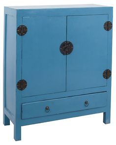 One Kings Lane - The Complete Bedroom - Felicity Cabinet